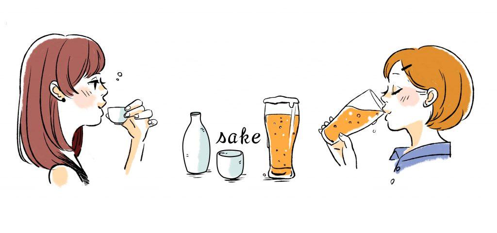 アルコールが筋肉に及ぼす影響