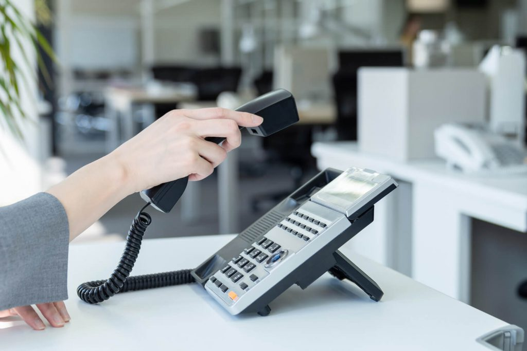 ビジネス電話のマナー
