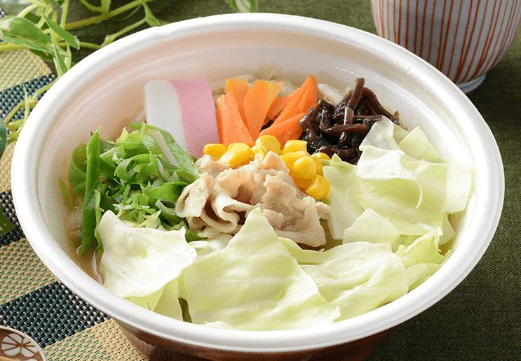 ローソン 1/2日分の野菜が摂れる ちゃんぽん