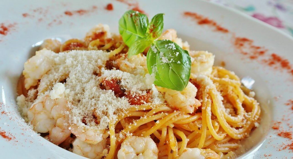 主食 麺 スパゲティ