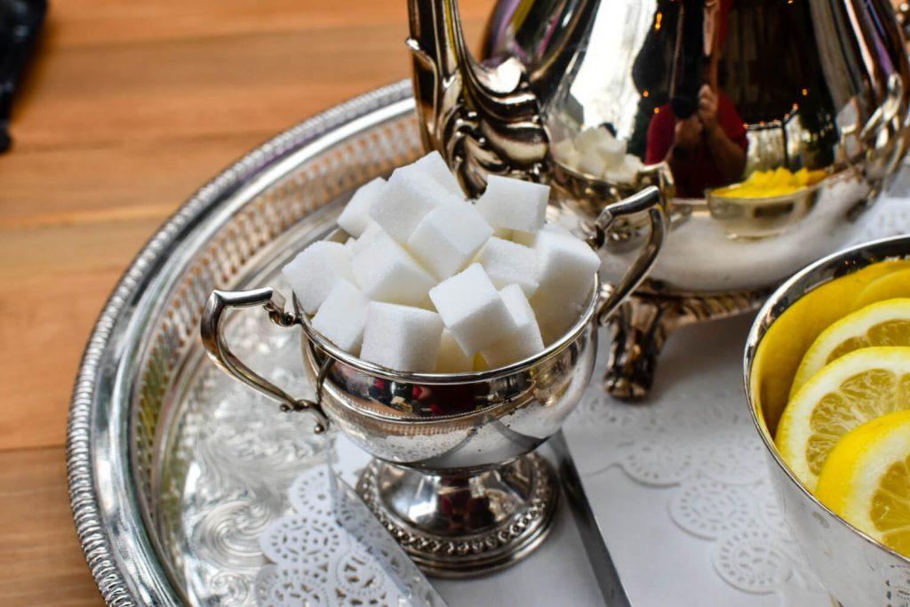 糖質制限、砂糖