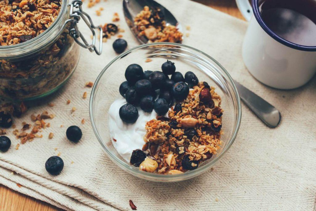 ダイエット グラノーラ 糖質制限